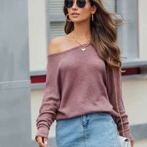 Shein Knit Top Size Small